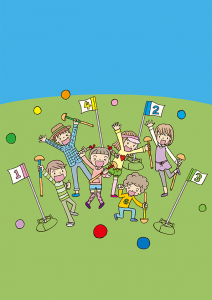 10月24日(木) 第2回 鈴鹿青少年の森 グラウンド・ゴルフ大会 参加者募集!!